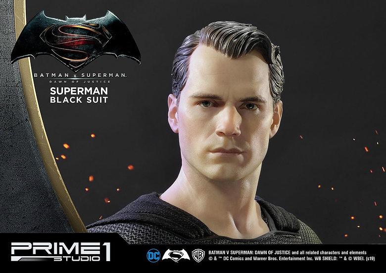 PRIME1STUDIO 1/2 : Superman Black Suit