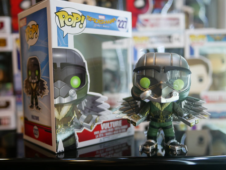 Pop  Game : Spiderman Homecoming - Vulture