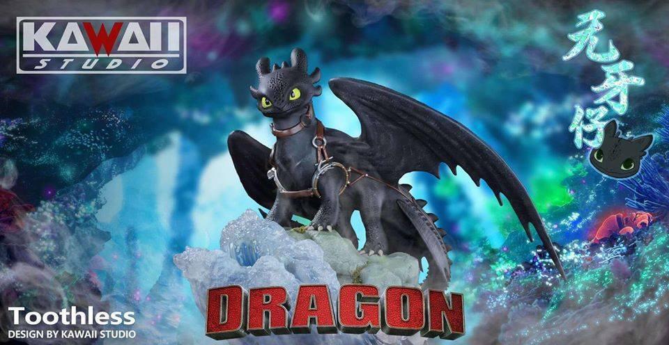 Kawaii Studio : Dragon Toothless