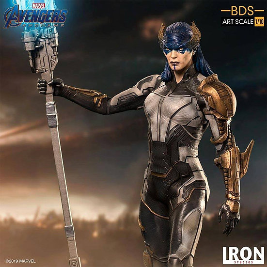 IRON STUDIOS 1/10 : Avengers: Endgame Proxima Midnight Order