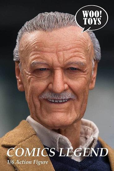 [LIMIT ORDER] Woo Toys 1/6 scale comics legend