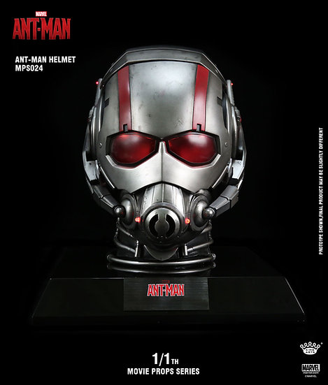 [LIMIT ORDER] KING ARTS : Ant-Man Helmet 1/1