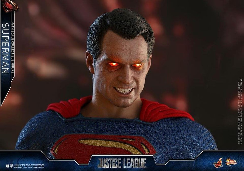 Hot Toys : JUSTICE LEAGUE SUPERMAN