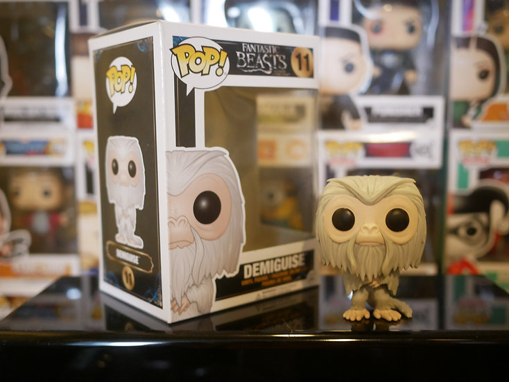 Funko Pop Movies : Fantastic Beasts - Demiguise