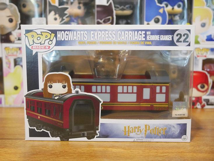 Funko POP Rides: Hermiony Hogwarts Express Engine