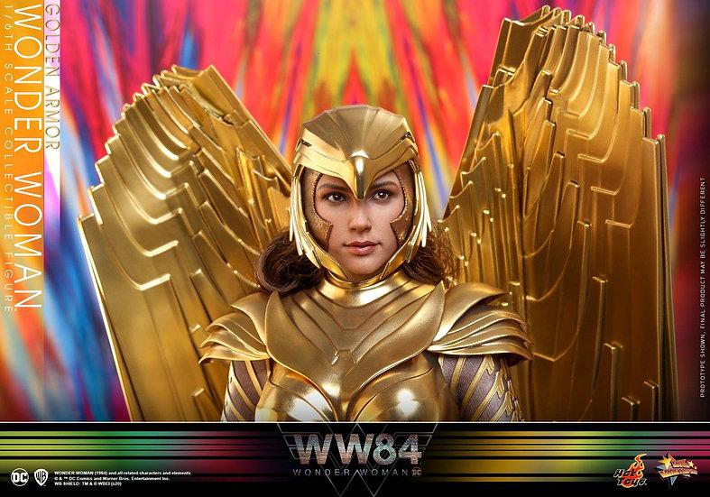 Hot Toys 1/6 :  WONDER WOMAN 1984 GOLDEN ARMOR WONDER WOMAN