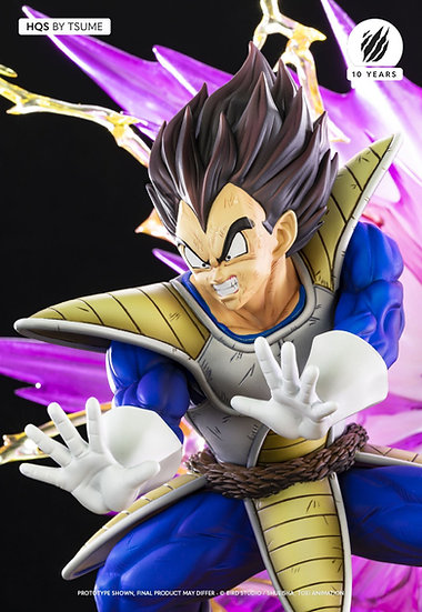 [LIMIT ORDER]  Tsume Art HQS 1/6 : Vegeta Galick Gun (Dragon Ball Z)