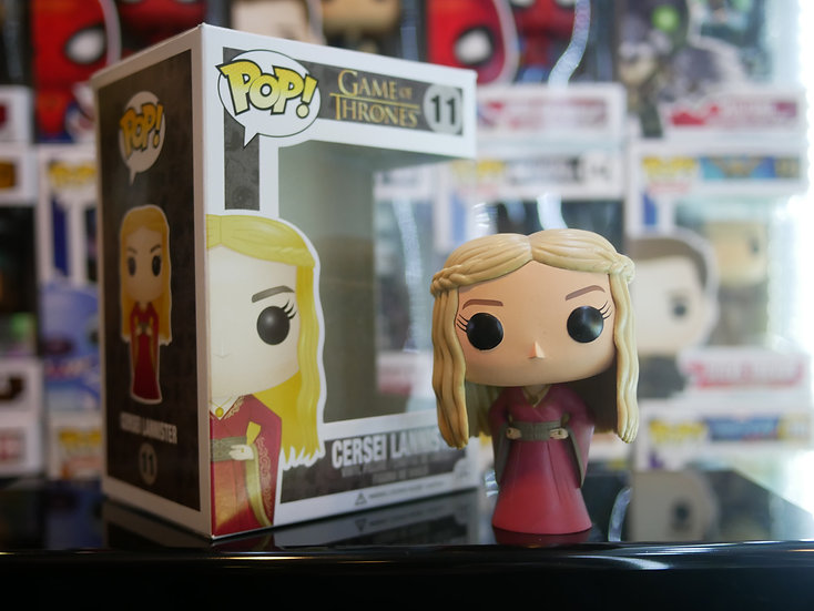Pop TV : Game of Thrones - Cersei Lannister