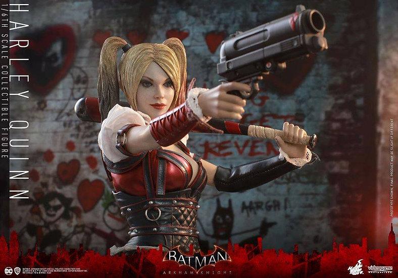 Hot Toys 1/6 : Batman: Arkham Knight Harley Quinn