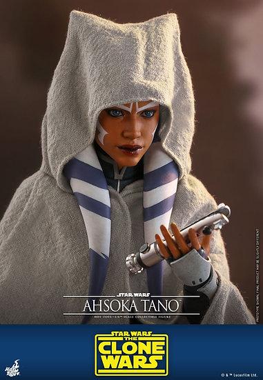 HOT TOYS 1/6 : STAR WARS: THE CLONE WARS™ AHSOKA TANO™