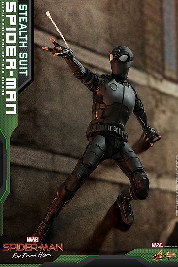 Hot Toys : SPIDER-MAN: FAR FROM HOME SPIDER-MAN (STEALTH SUIT)