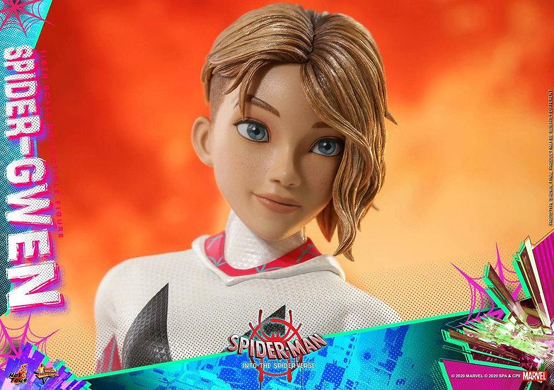 [LIMIT ORDER] Hot Toys 1/6 : SPIDER-MAN: INTO THE SPIDER-VERSE SPIDER-GWEN