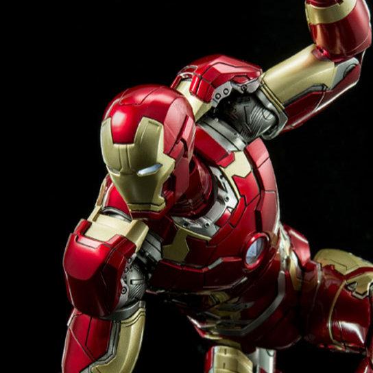 KING ARTS : Ironman Mk43 1/9 Diecast
