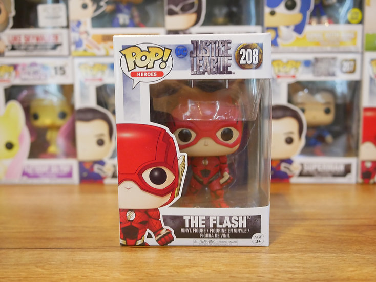 Funko POP Movies: JL FLASH