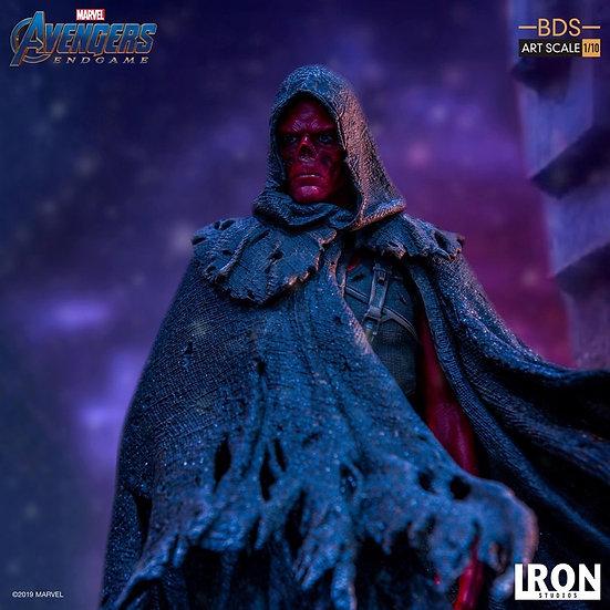 IRON STUDIOS 1/10 : Avengers: Endgame Red Skull
