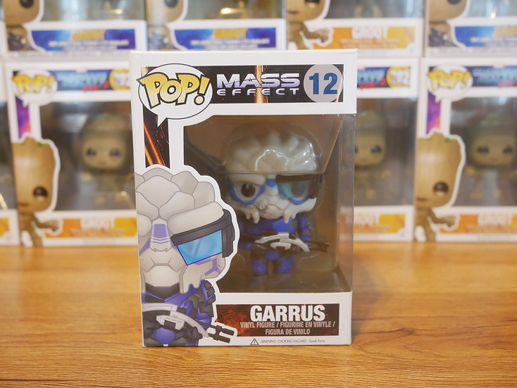 Funko Pop Games : Mass Effect-Garrus