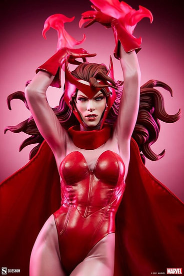 Sideshow 1/4 : Scarlet Witch
