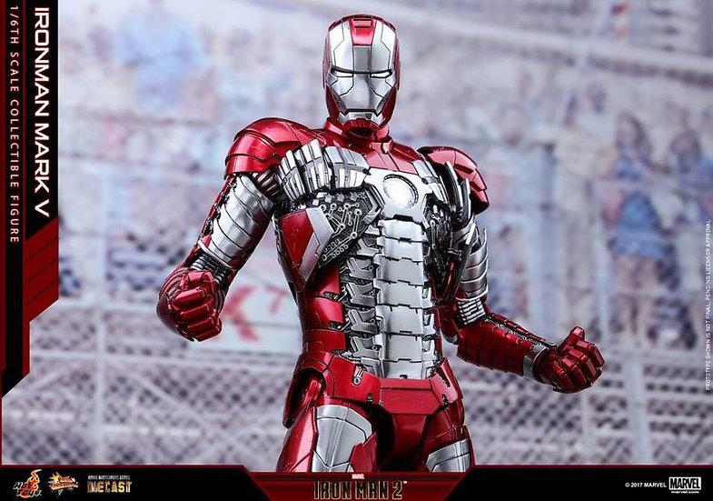 Hot Toys : IRON MAN 2 MARK V