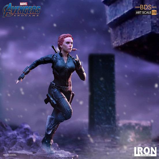 IRON STUDIOS 1/10 : Avengers: Endgame Black Widow