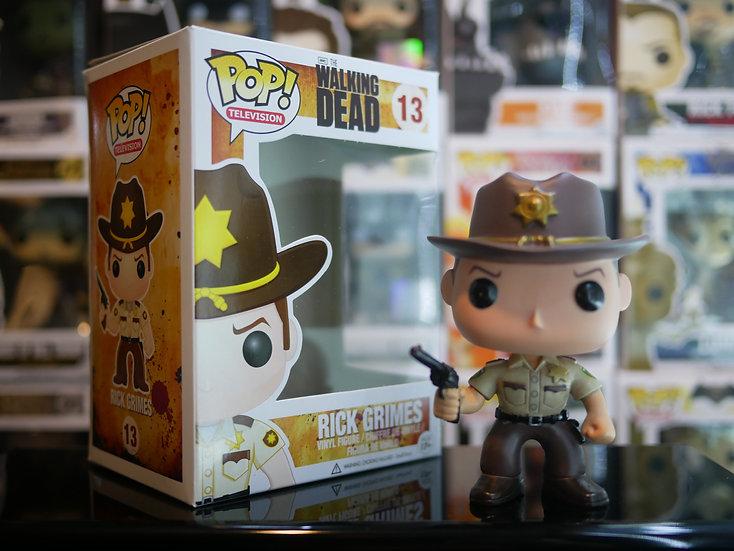 Funko Pop TV: The Walking Dead- Rick Grimes