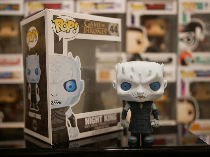 Funko Pop TV : Game of Thrones - Night King