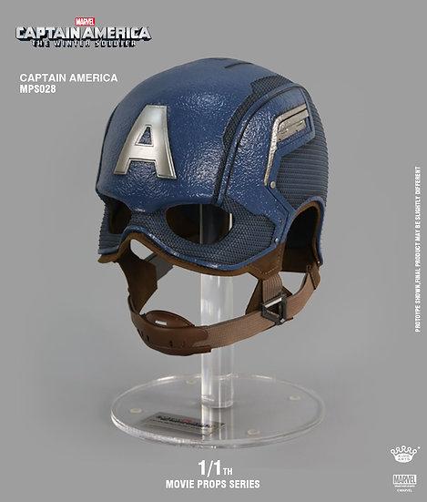 [LIMIT ORDER] KING ARTS : Captain America Helmet 1/1
