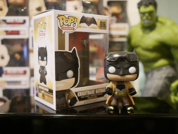 Funko Pop Heroes : Batman V Superman - Knightmare Batman