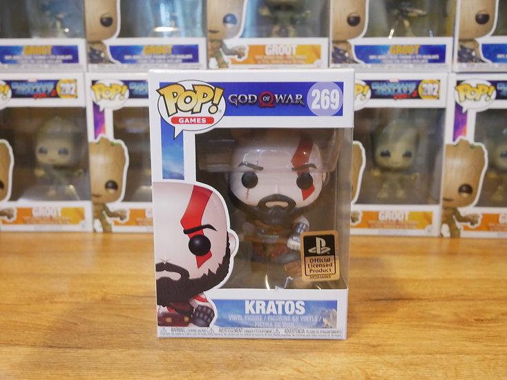 Funko POP Games: God of War - Kratos