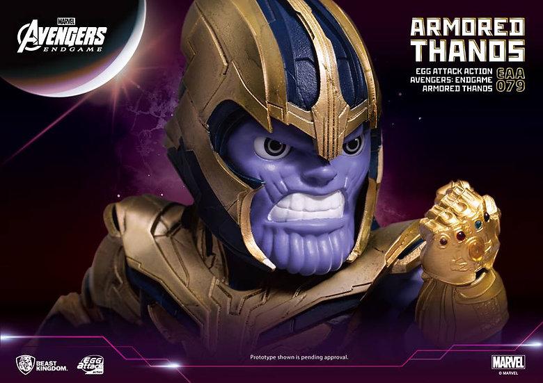 EGG ATTACK : Avengers Endgame Armored Thanos