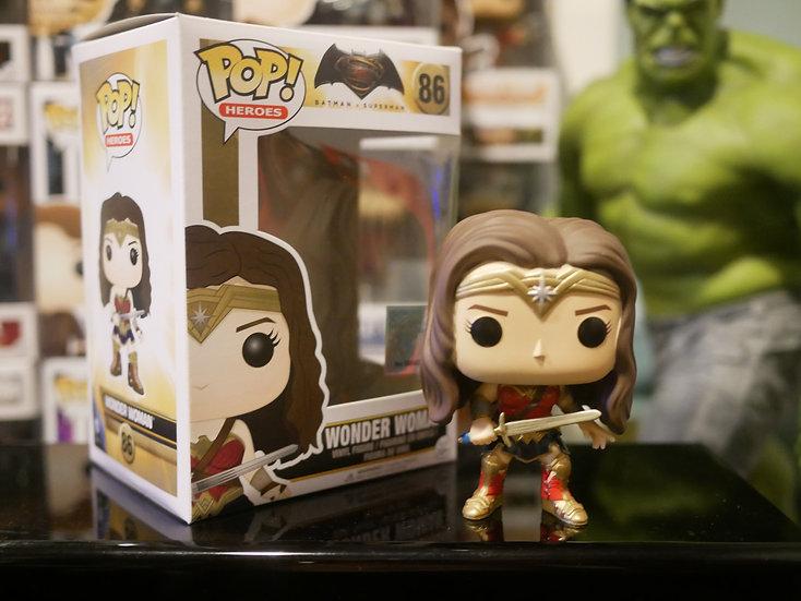 Funko Pop Heroes : Batman V Superman - Wonder Woman