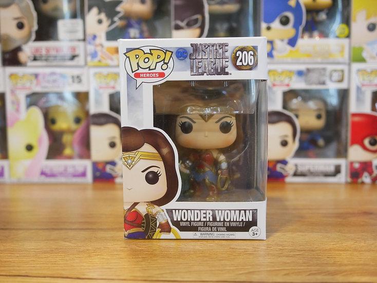 Funko POP Movies: JL - Wonder Woman