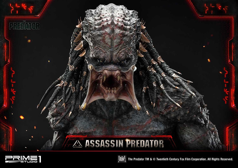 PRIME1STUDIO 1/4 : Assassin Predator