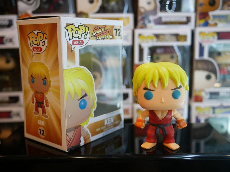 Funko Pop Asia : Street Fighter Series 1 - Ken