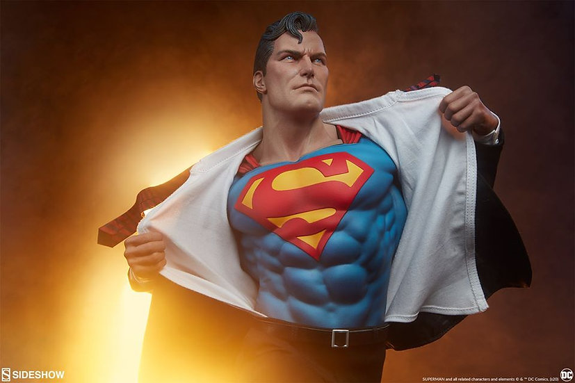 SIDESHOW PFF : Superman™: Call to Action