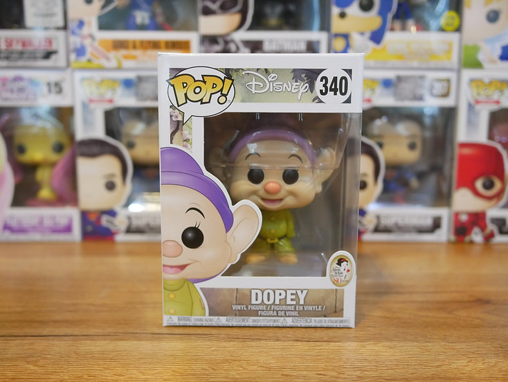 Funko POP Disney: Snow White - Dopey