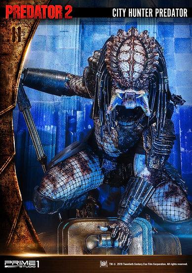 PRIME1STUDIO : Predator 2 City Hunter Predator Wall Art