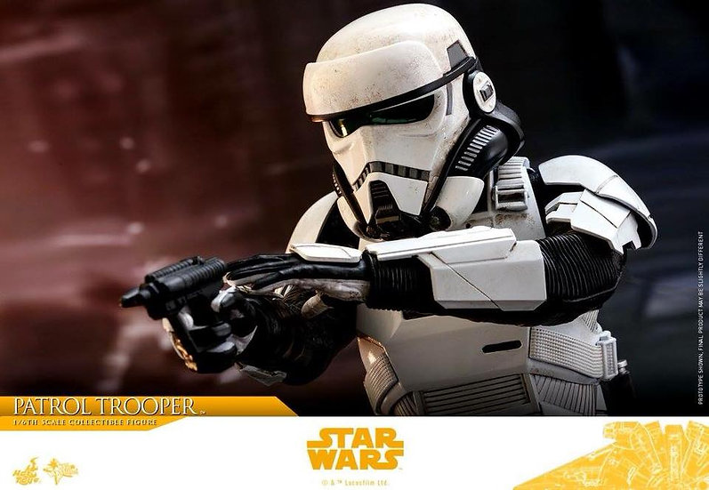 Hot Toys : SOLO: A STAR WARS STORY PATROL TROOPER