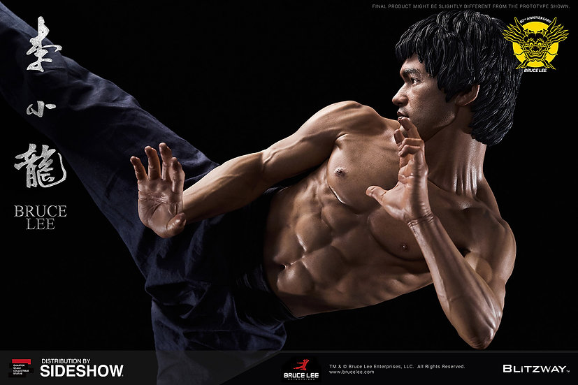 Blitzway 1/4 : Bruce Lee Tribute