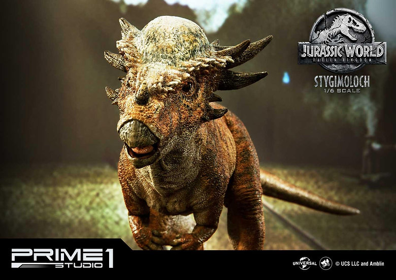 PRIME1STUDIO 1/6 : Jurassic World: Fallen Kingdom (Film) Stygimoloch