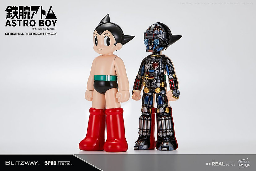 [LIMIT ORDER] Blitzway : Astro Boy Original Version Pack