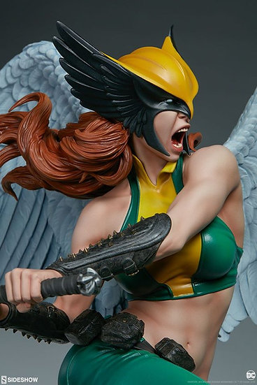 SIDESHOW PFF : Hawkgirl