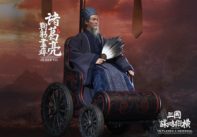 IN FLAMES X NEWSOUL : Zhuge Liang (older) Standard Ver.