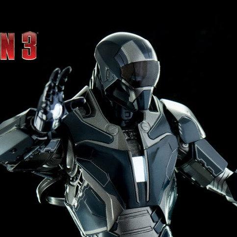 KING ARTS : Ironman Mk40 1/9 Diecast