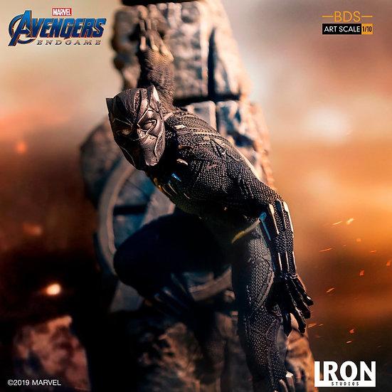 IRON STUDIOS 1/10 : Avengers: Endgame Black Panther