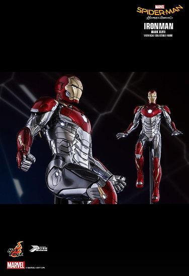 Hot Toys : SPIDER-MAN: HOMECOMING IRON MAN MARK XLVII MOVIE PROMO EDITION