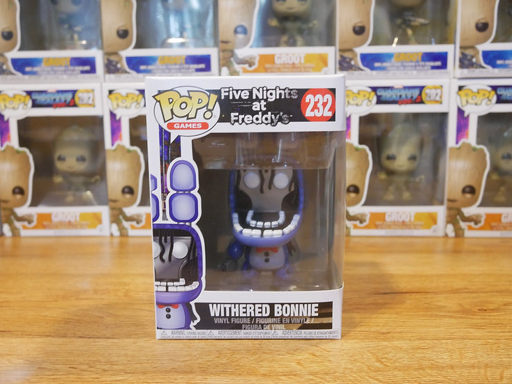 Funko POP Games: FNAF - Withered Bonnie