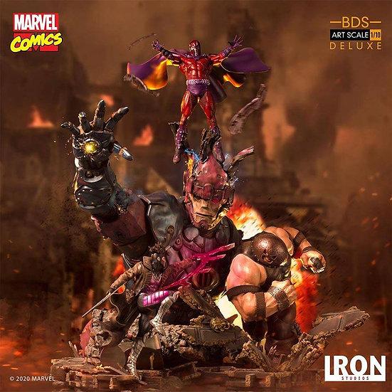 IRON STUDIOS 1/10 : X-Men vs Sentinel #2 [Deluxe]