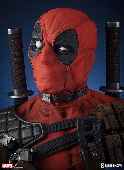 SIDESHOW 1/1 :  Deadpool