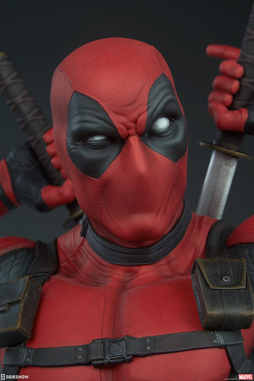 SIDESHOW Bust : Deadpool