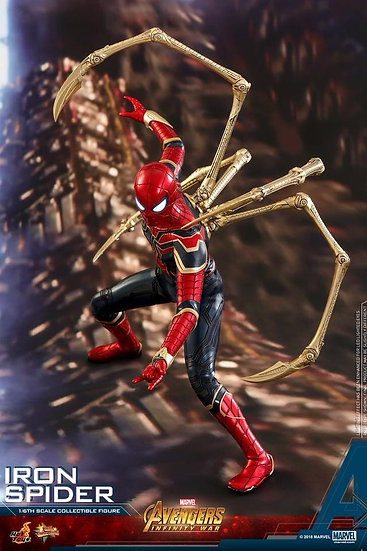 Hot Toys : AVENGERS: INFINITY WAR IRON SPIDER